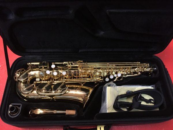 Jupiter JAS 500Q altsaxofon  – 4800.-