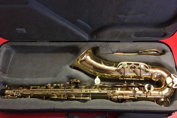 Couesnon Paris tenorsaxofon – 15.500.-