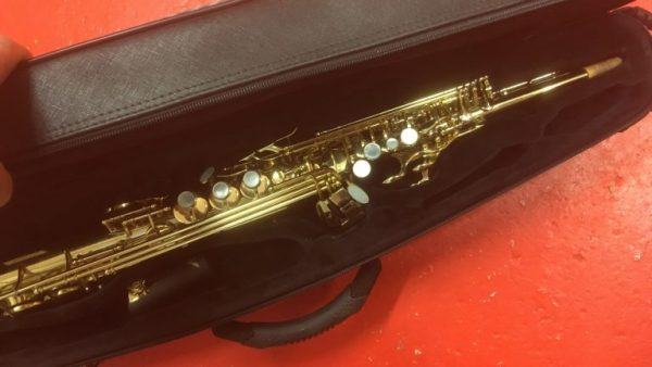 Selmer SA 80 Serie II sopransax – 19.000.-
