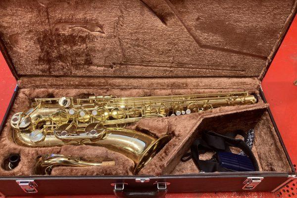 Yamaha YTS-32 tenorsax – 9500.-