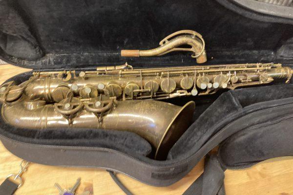 SML Gold Medal tenorsax – 22.000.-